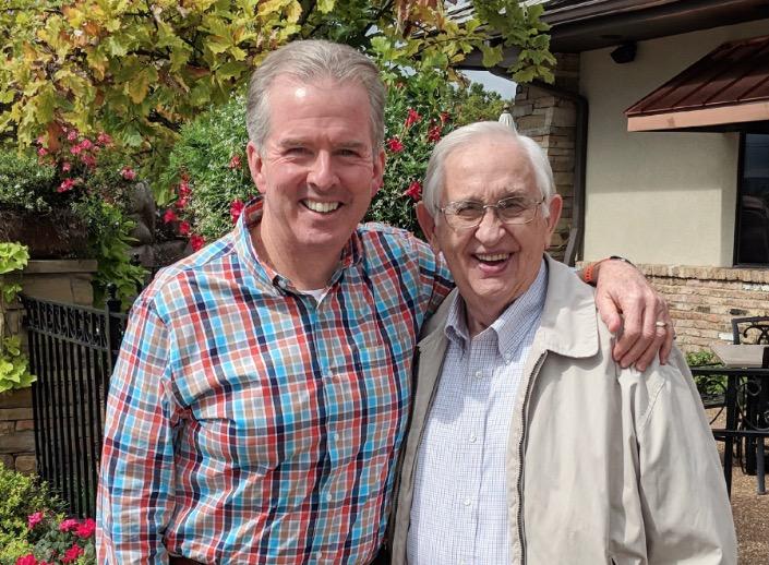 Benton & Dick Roberts